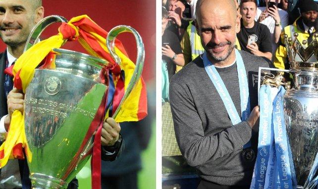 Nur einer durchbricht die Barça-Phalanx: Die Dauerbrenner-Elf von Pep Guardiola