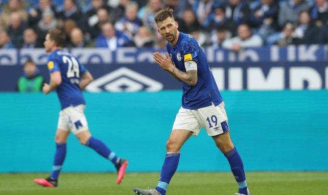 Burgstaller blickt auf Schalke-Zeit zurück