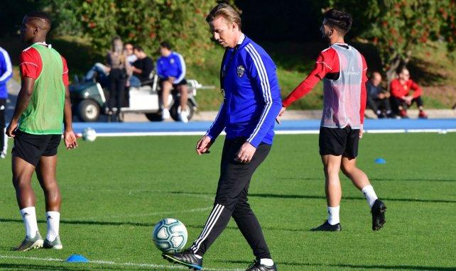 Guti war Trainer bei UD Almería