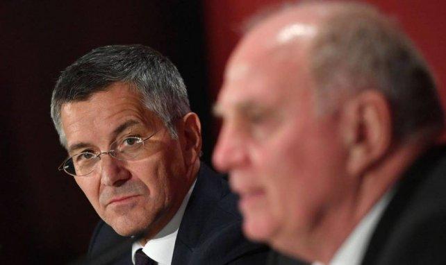 Bayern Präsident Herbert Hainer sieht Thomas Müller als Identifikationsfigur des Vereins