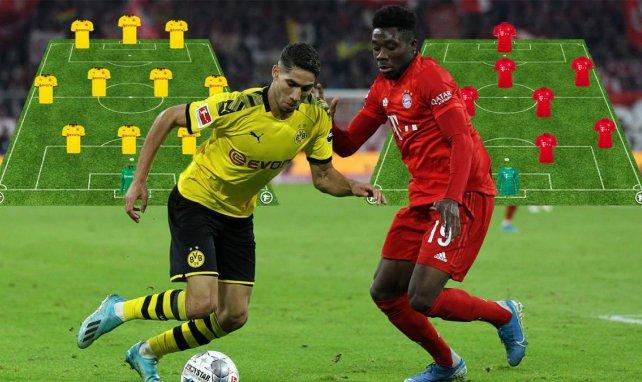 BVB vs. FC Bayern: Die voraussichtlichen Aufstellungen