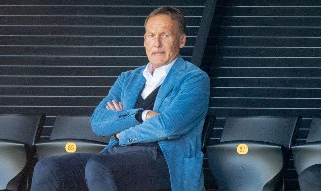 Hans-Joachim Watzke ist Geschäftsführer beim BVB