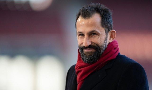 Hasan Salihamidzic ist beim FC Bayern für Transfers zuständig
