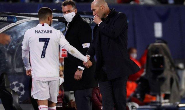 Real: Carvajal und Hazard vor Comeback?