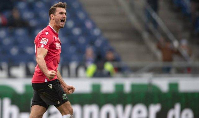 Weydandt verlängert in Hannover