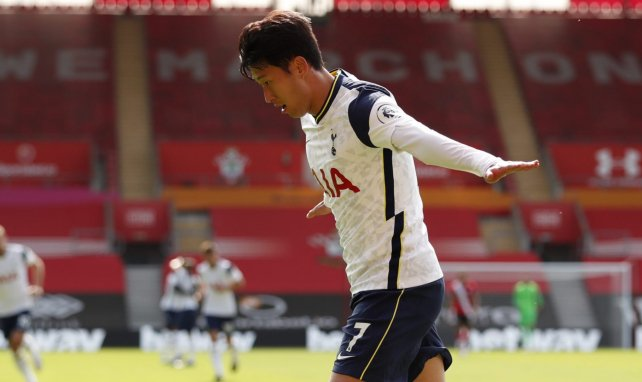 Spurs: Son soll langfristig verlängern
