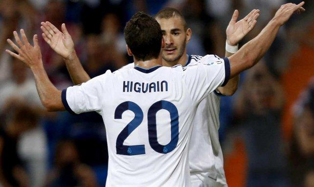 """Higuaín erinnert sich: """"Und dann holen sie Kaká und Benzema"""""""