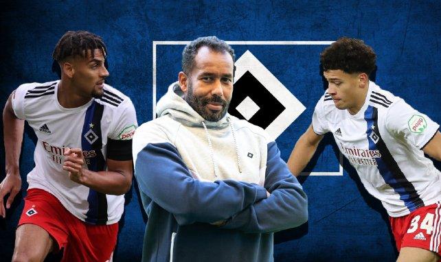 Thioune beim HSV: Neuaufbau statt Aufstiegsdruck?