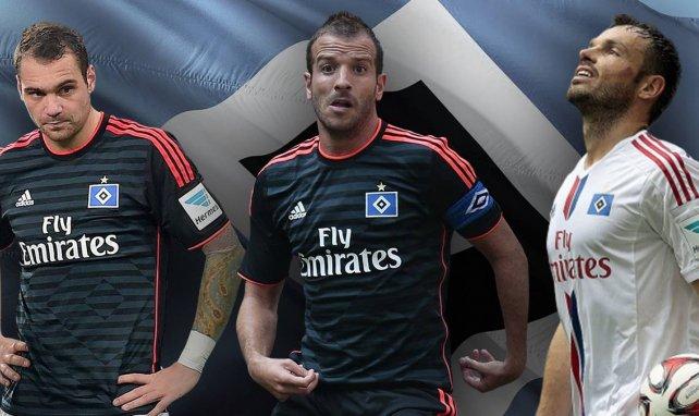 Vier Flops, kein Treffer: Die zehn teuersten HSV-Transfers