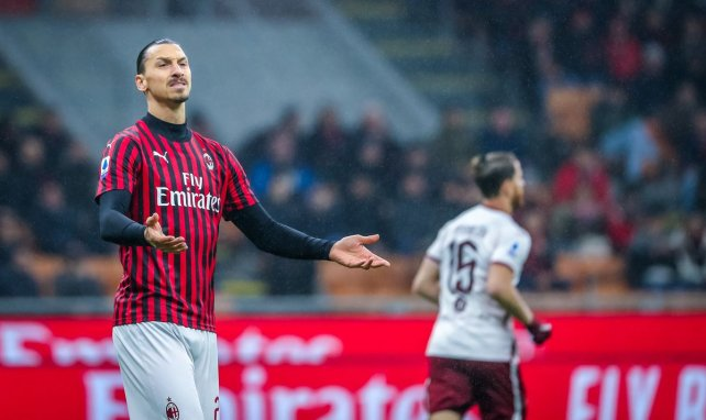 Medien: Ibrahimovic will Milan wieder verlassen