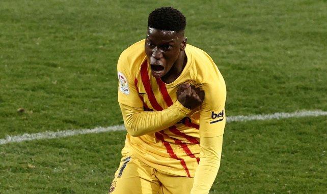 Barça: Laporta wettert gegen Moriba