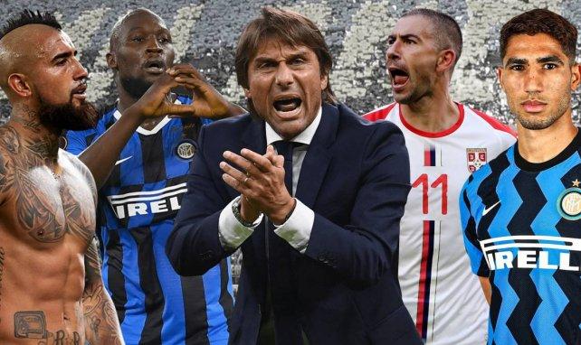 Inter vor dem Start: Mit Hakimi, Vidal & Co. auf Juve-Jagd