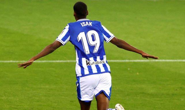 Real Sociedad: Isak fällt aus