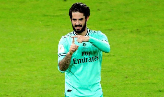 Isco im Trikot von Real Madrid