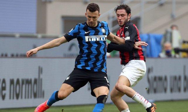 Ivan Perisic steht bei Inter noch bis 2022 unter Vertrag