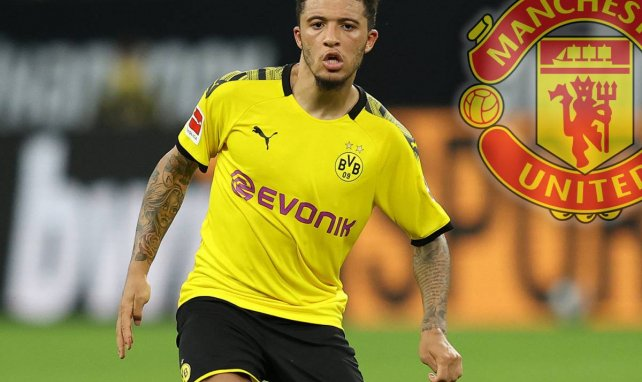 United zeigt Interesse an Sancho