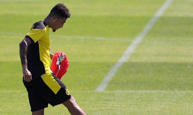 BVB-Überraschung: Sancho hat verlängert