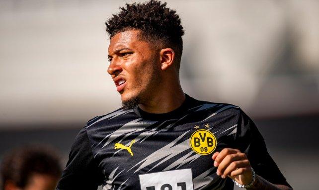 """Sancho: BVB """"verwirrt"""" über United-Vorgehen"""