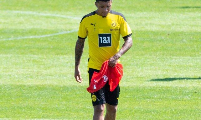 Engländer berichten: United plant letztes Angebot für Sancho