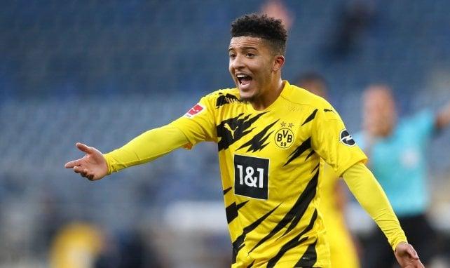 BVB-Abgang: Sancho macht Druck