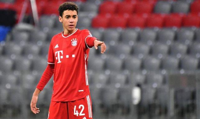 Jamal Musiala hat sich bei den Bayern-Profis festgespielt