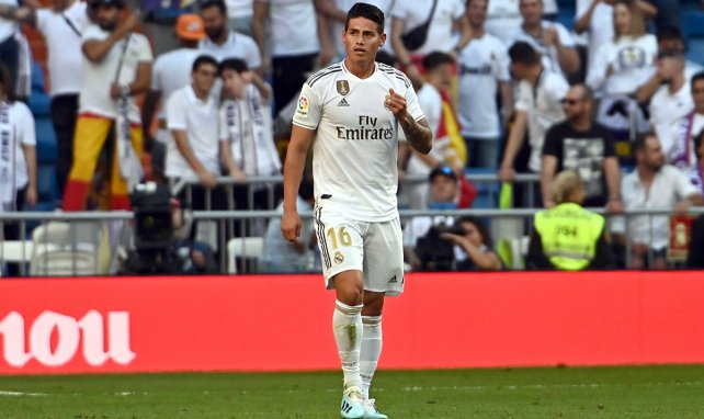 Real Madrid: Ein Problem namens James
