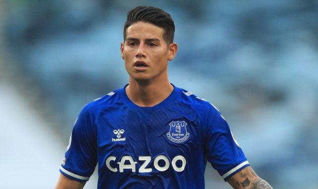 Everton: James in die Wüste?