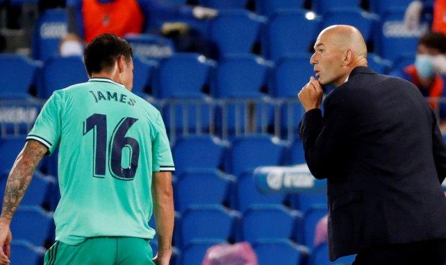 Atlético-Boss spricht über James & Oblak