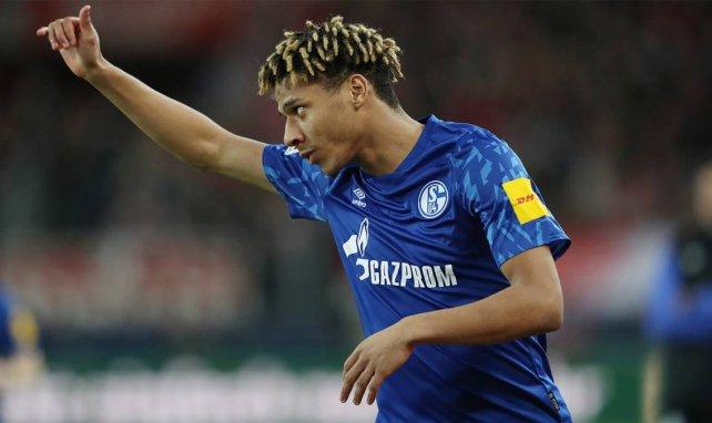 Jean-Clair Todibo war vom FC Barcelona an Schalke 04 ausgeliehen