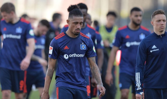 Abschied droht: HSV suspendiert Dudziak