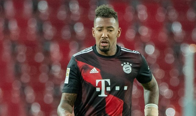 Jérôme Boatengs Vertrag beim FC Bayern endet nach der Saison 2020/21