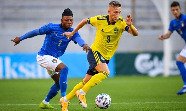 12 Millionen: VfB mischt bei Karlsson mit