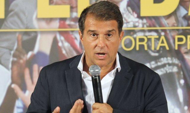 Barça wählt Laporta zum neuen Präsidenten