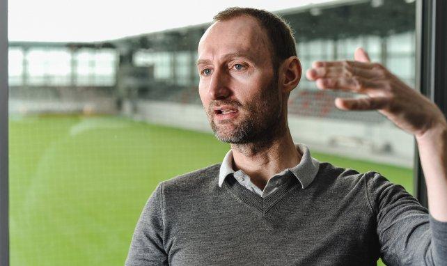 Bayerns Nachwuchschef Jochen Sauer