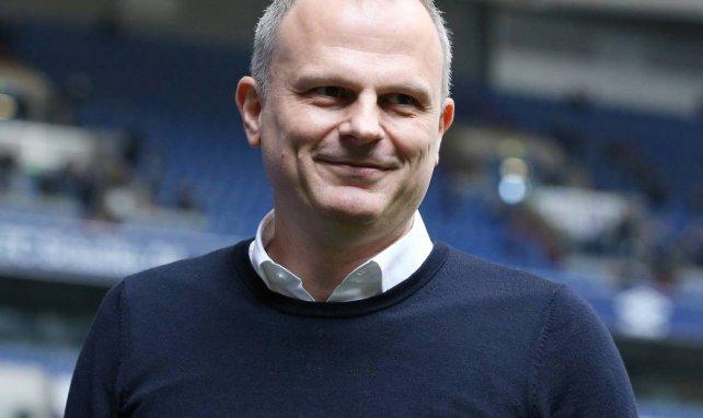 Schalkes Sportvorstand Jochen Schneider