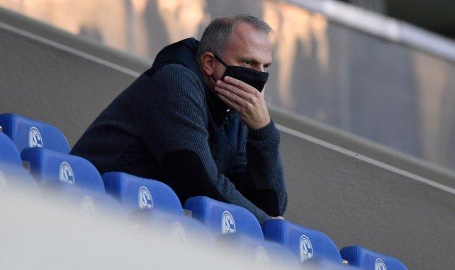 Schalke: Schneider schließt Rücktritt aus
