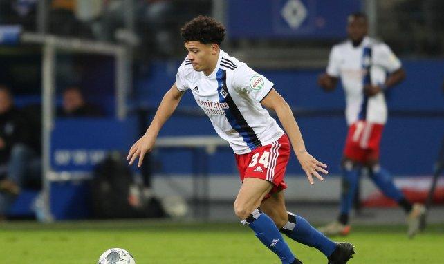 HSV verlängert mit David