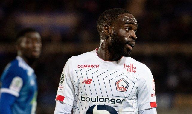 Jonathan Ikoné ist bis 2023 an Lille gebunden