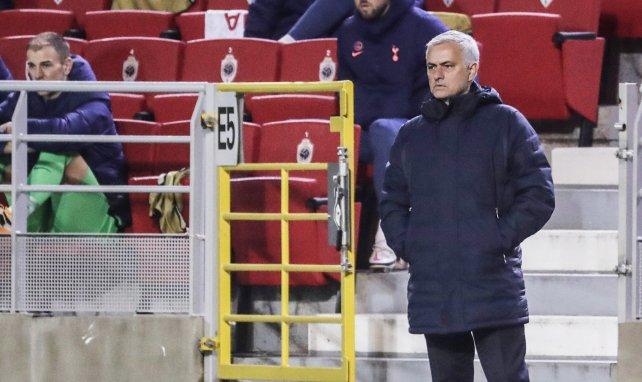 José Mourinho wurde als Trainer von Tottenham entlassen