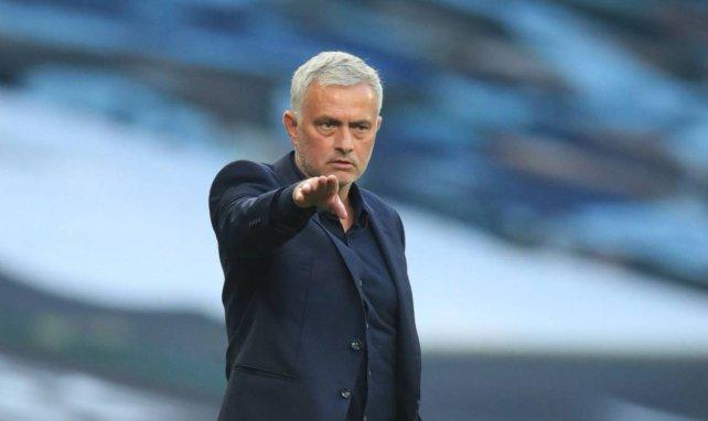 Mourinho erläutert Bales Bankplatz