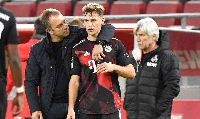 FC Bayern: Flicks Gedankenspiel mit Kimmich