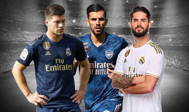 Real Madrid: Vier sollen noch gehen