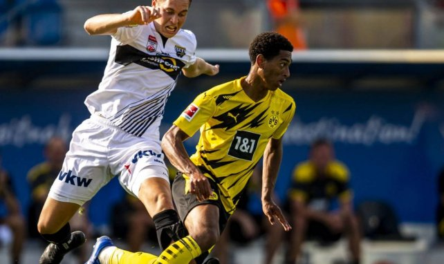 BVB-Testspiel: Bellingham mit starkem Debüt