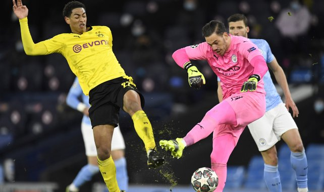 Jude Bellingham im CL-Duell mit Manchester City