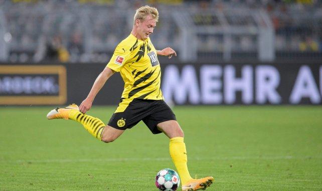 Medien: Leverkusen erkundigte sich nach Brandt