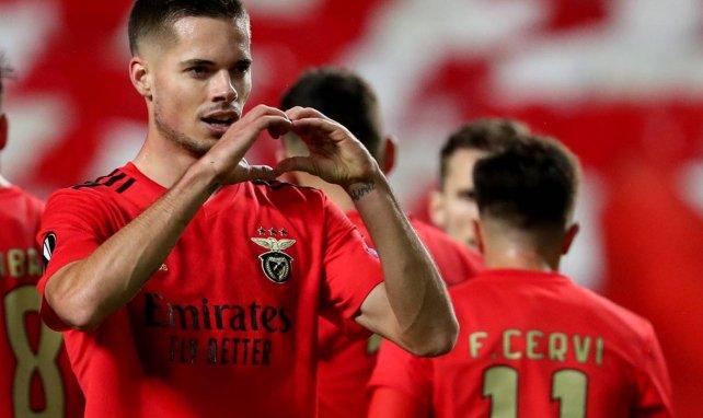 Benfica: Weigl wieder glücklich