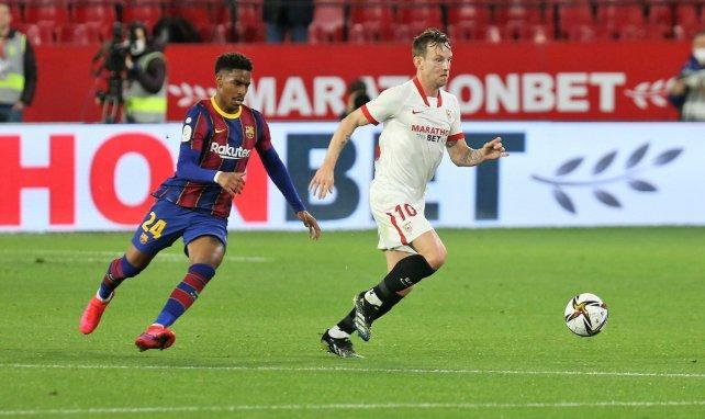 Milan & Barça verhandeln Firpo-Transfer