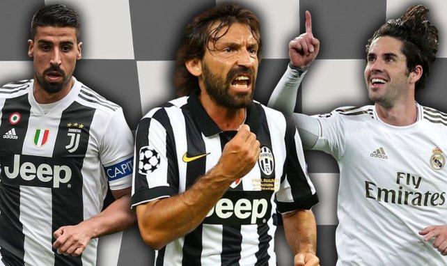 Pirlo bei Juve: Wunschspieler & Streichliste