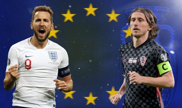 England - Kroatien: Die voraussichtlichen Aufstellungen