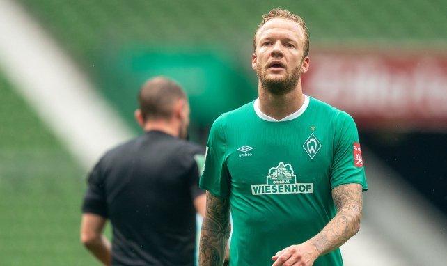 Kevin Vogt steht leihweise in Bremen unter Vertrag